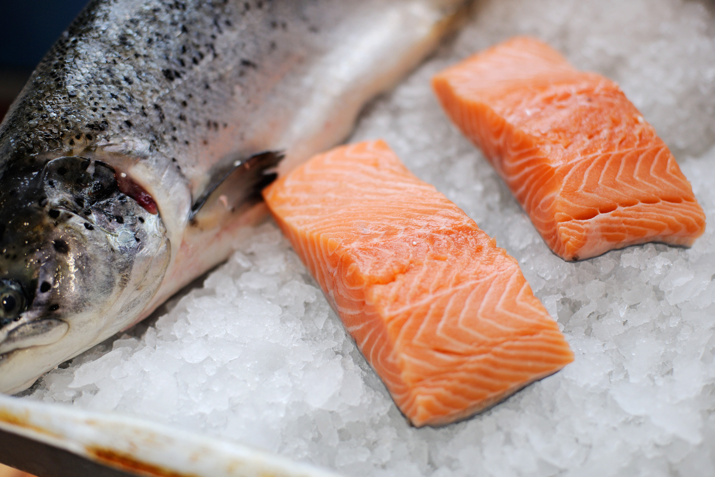 Great source of Omega-3 | 7 Health Benefits of Salmon | Her Beauty