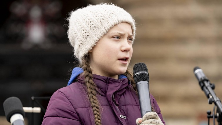 Greta Thunberg: The Girl Who's Changing the World #6 | Her Beauty