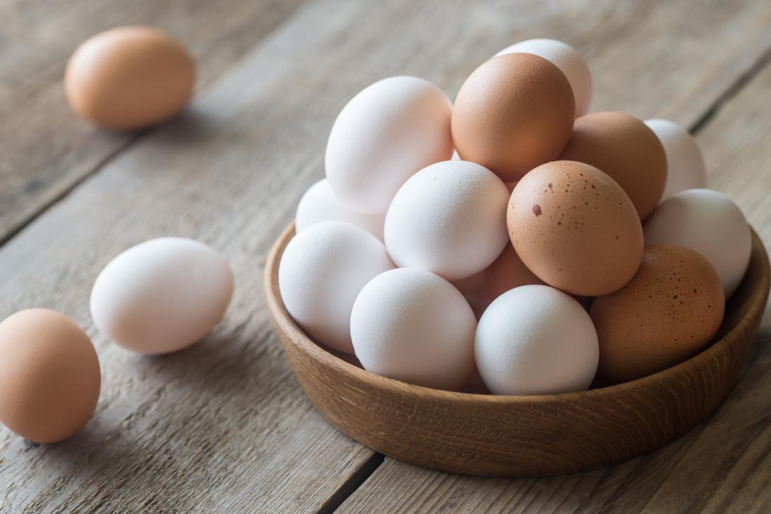 Huevos | Estos 7 alimentos mejorarán tu desempeño en el gimnasio | HerBeauty