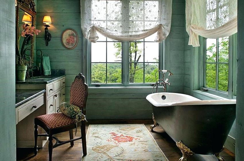Hunter Green | 10 Best and Worst Colors for Your Bathroom | Her Beauty