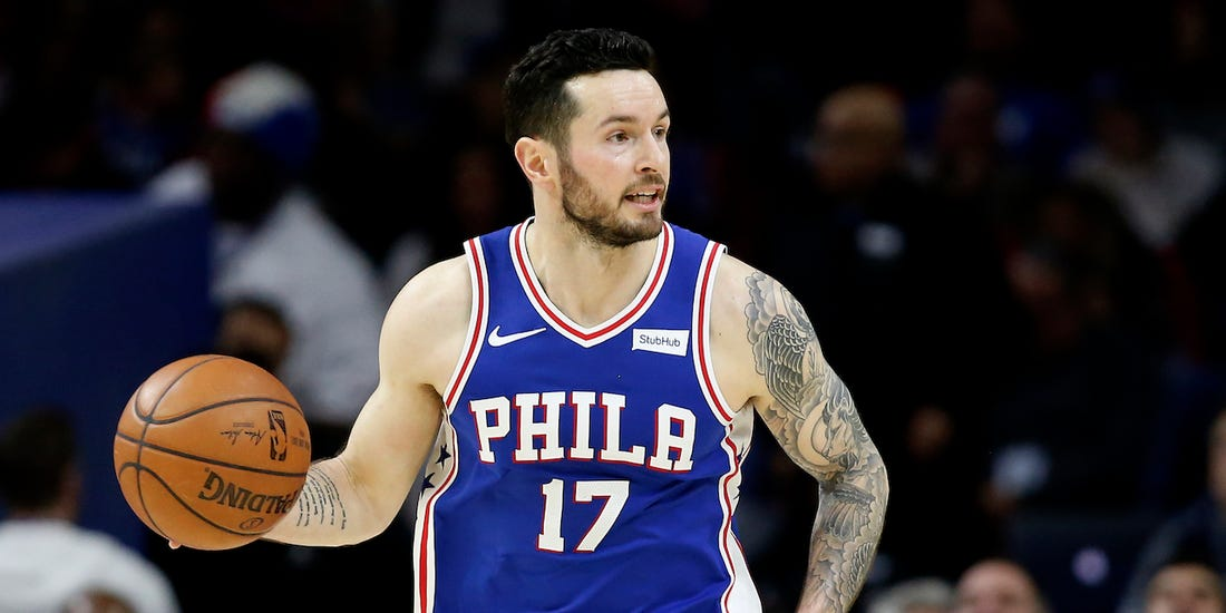 JJ Redick | 8 Most Handsome Sportsmen That Will Make Your Jaw Drop | Her Beauty