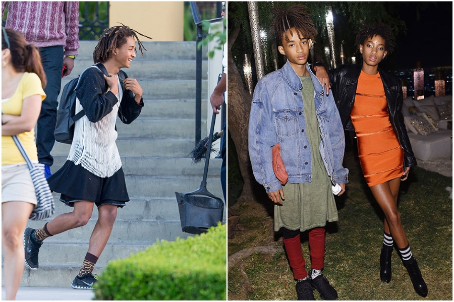 Jaden Smith #1  | Fashion Won't Be Genderless Until Men Wear Skirts | HerBeauty