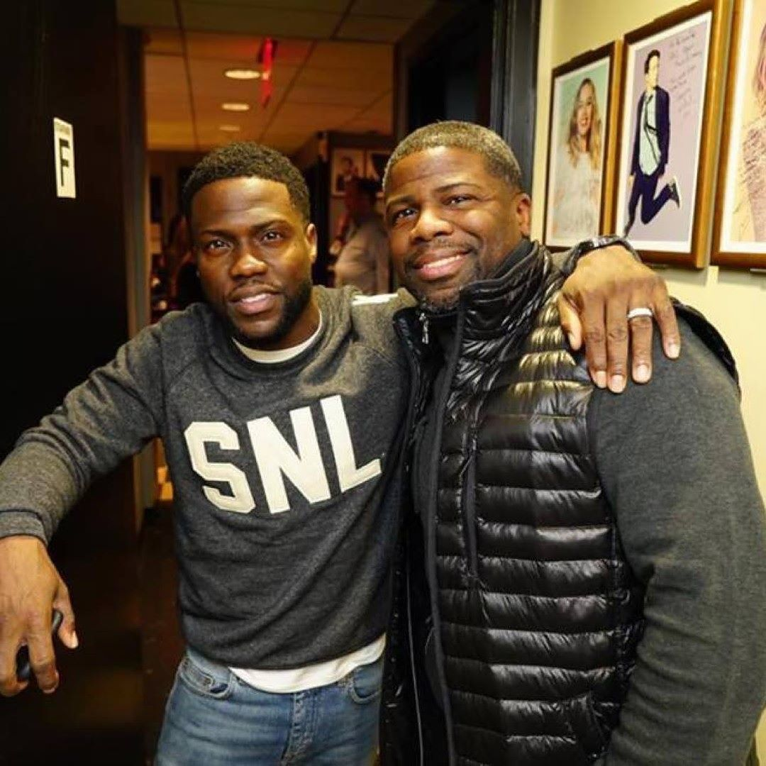 Kevin Hart's brother | 15 Kevin Hart Facts That Will Surprise You | Her Beauty