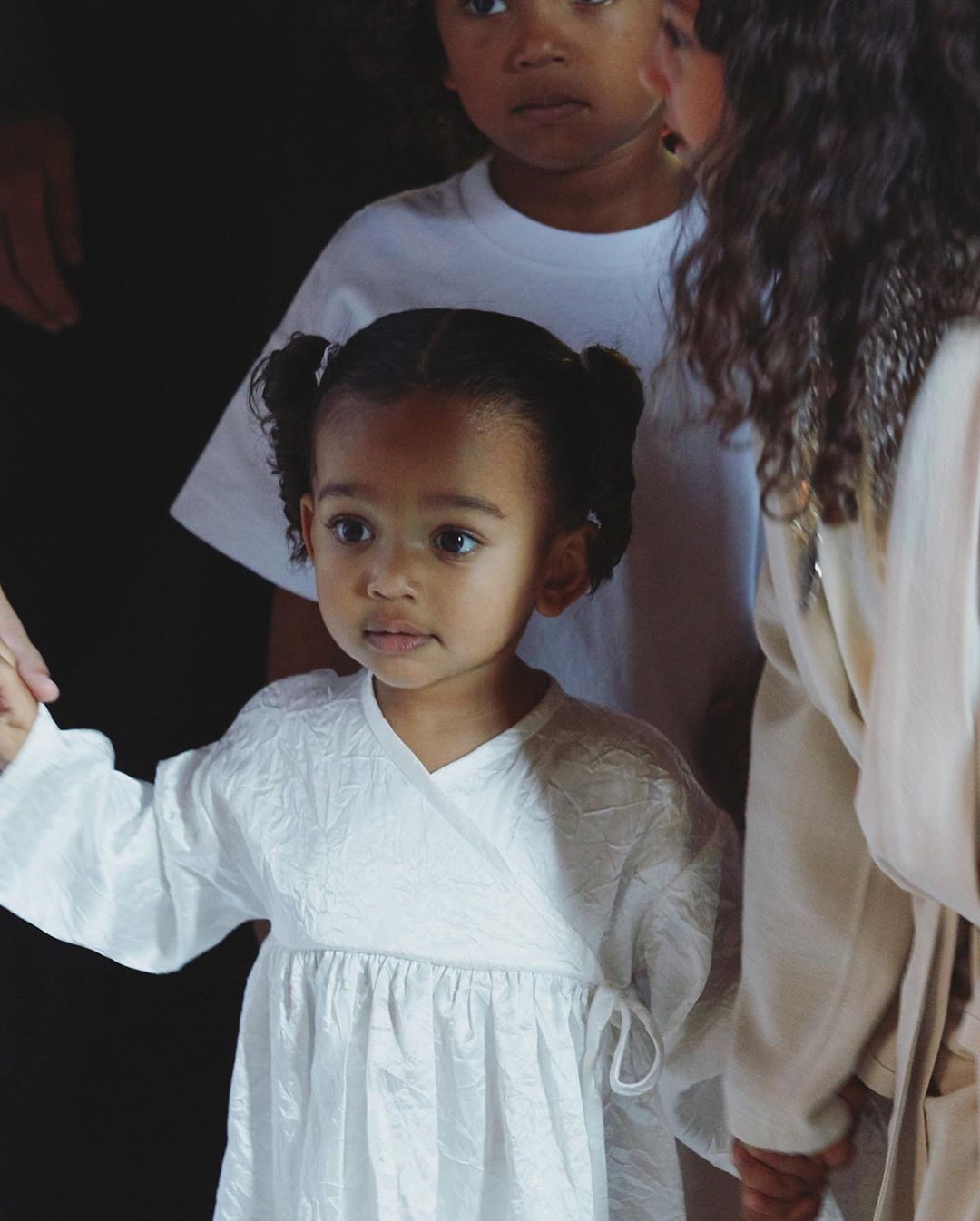Kim Kardashian And Her Kids Baptized In Armenian Church #7 | Her Beauty