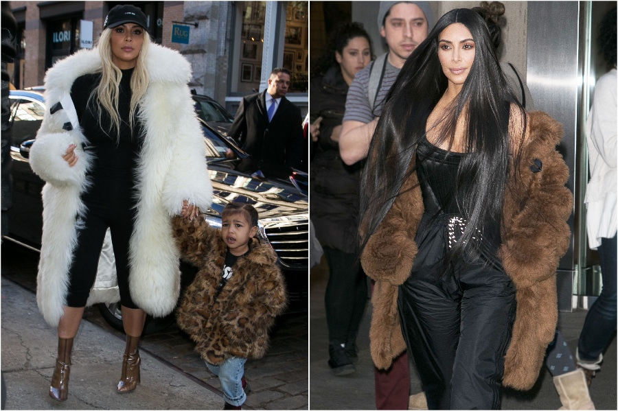 Kim's Faux Fur Collection | 6 Of Kim Kardashian's Most Expensive Looks | Her Beauty