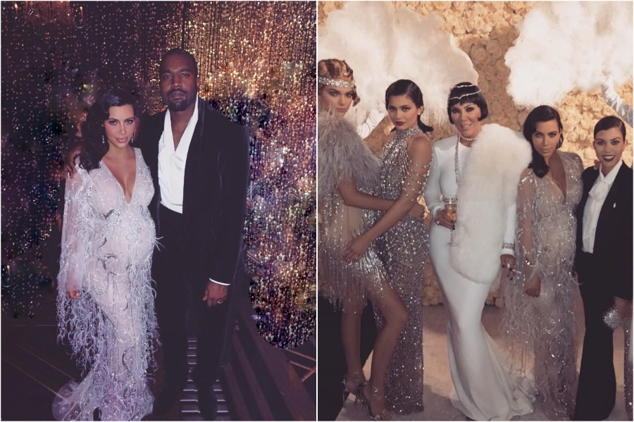 The Great Gatsby Party | 6 Of Kim Kardashian's Most Expensive Looks | Her Beauty