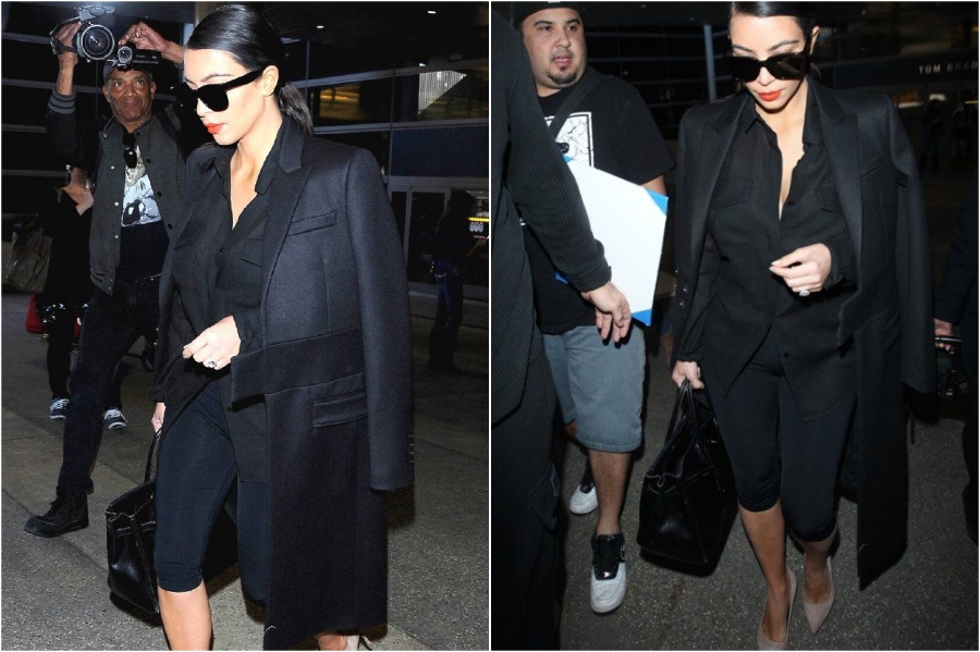 All Black Everything | 6 Of Kim Kardashian's Most Expensive Looks | Her Beauty