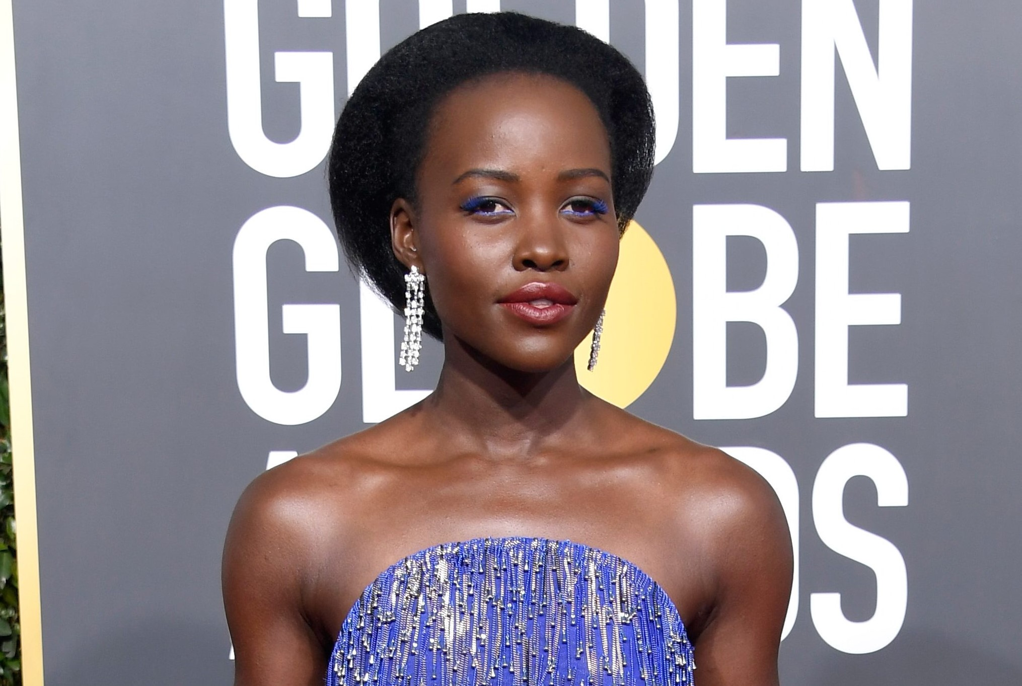 Lupita Nyong'o | 12 Most Beautiful Black Actresses in Hollywood | Her Beauty