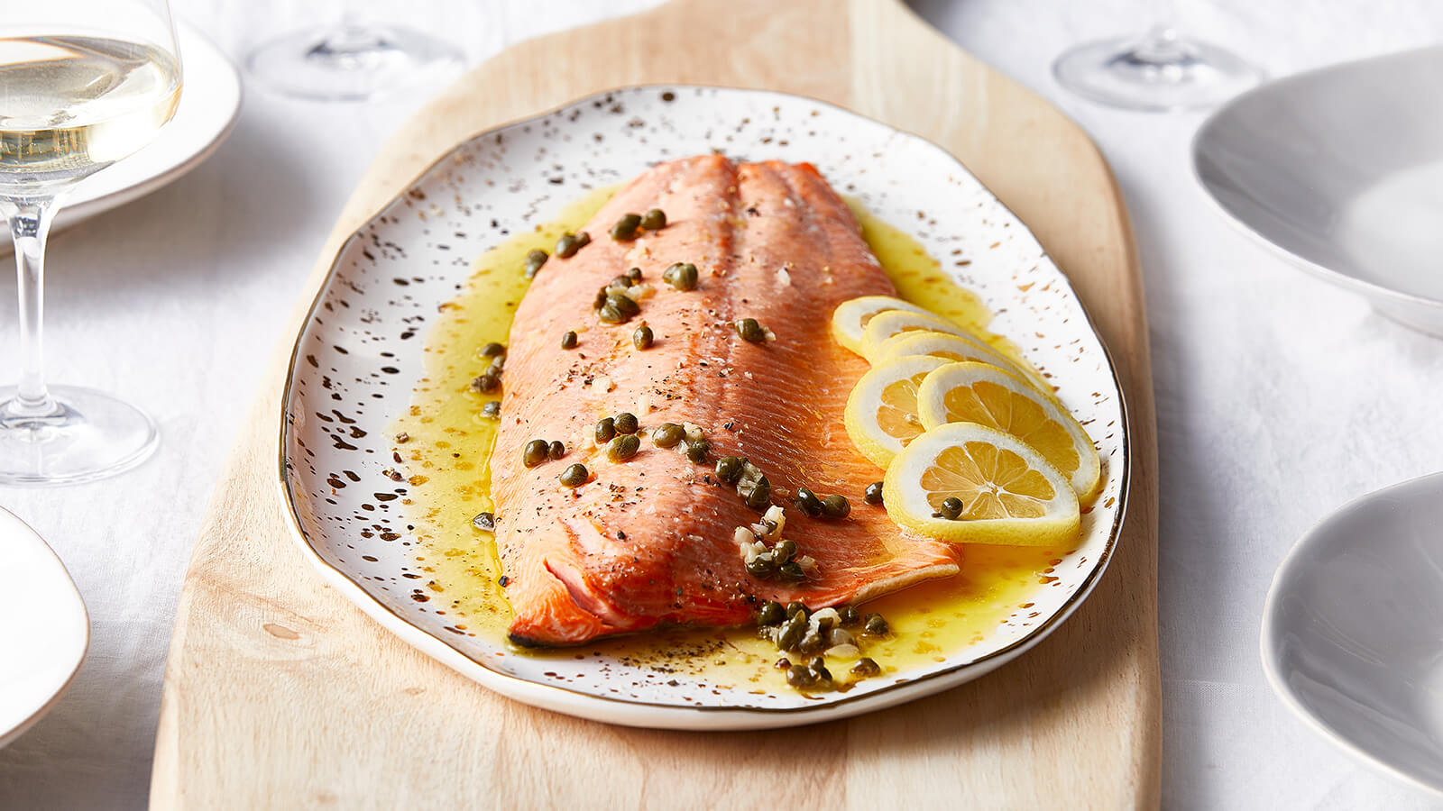 May manages weight control | 7 Health Benefits of Salmon | Her Beauty