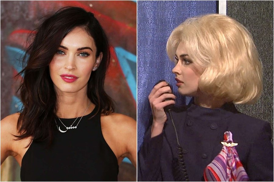 Megan Fox's Hair Color     8 Megan Fox Facts You Didn't Know About   Her Beauty