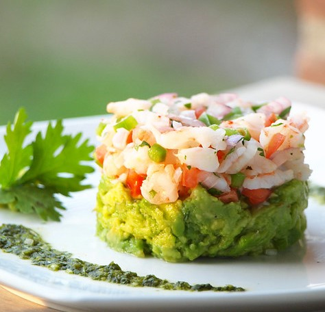 Mexican Ceviche with Shrimp | 12Easy But Delicious Shrimp Recipes | Her Beauty