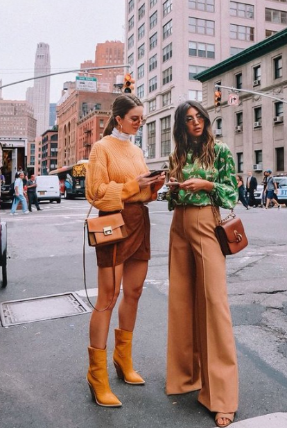 NYC streetwear  | 15 Fashion Lessons You Only Learn While Living in New York City | Her Beauty
