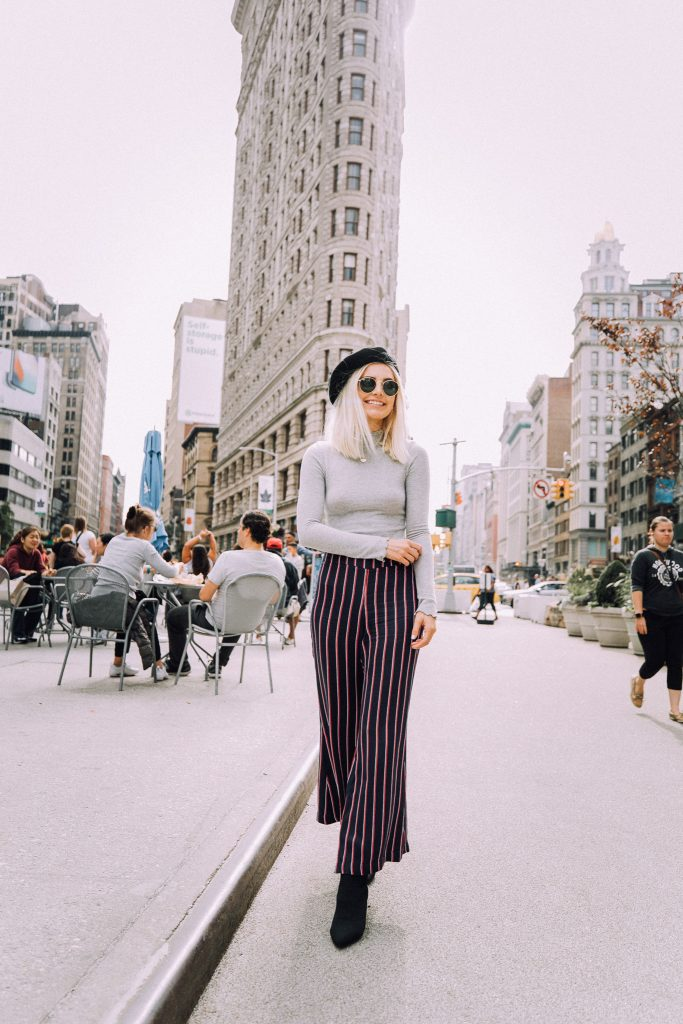 Go to formal events in sweatpants | 15 Fashion Lessons You Only Learn While Living in New York City | Her Beauty