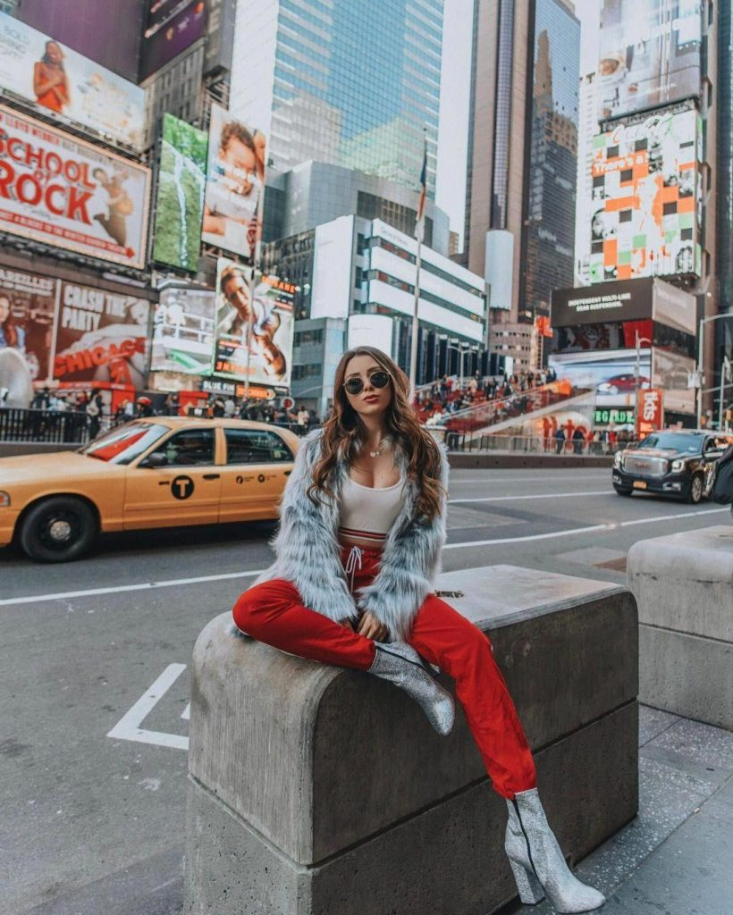 Eccentric style | 15 Fashion Lessons You Only Learn While Living in New York City | Her Beauty