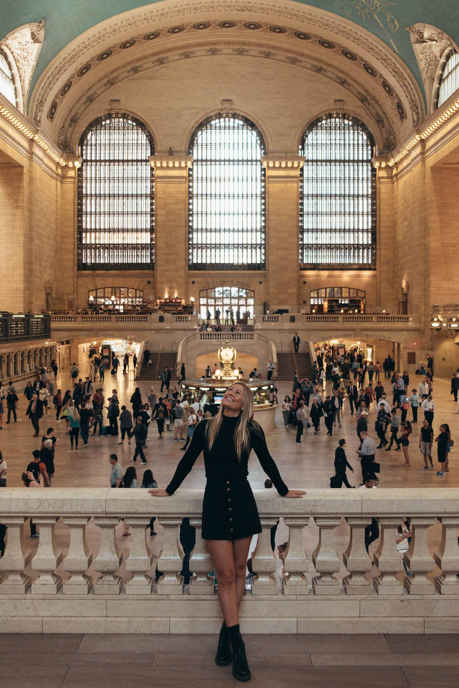 Black outfit | 15 Fashion Lessons You Only Learn While Living in New York City | Her Beauty