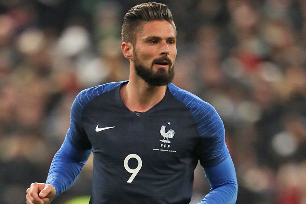 Olivier Giroud | 8 Most Handsome Sportsmen That Will Make Your Jaw Drop | Her Beauty