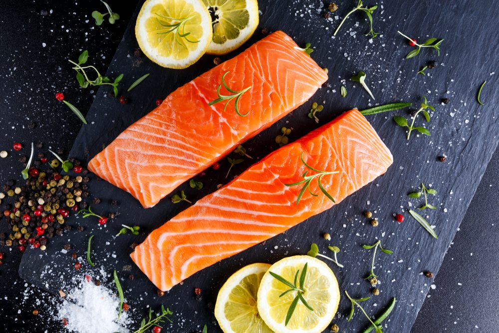 Packed with protein | 7 Health Benefits of Salmon | Her Beauty