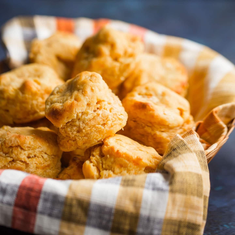 Sweet potato biscuits | 12 Cozy Fall Breakfast Ideas | Her Beauty