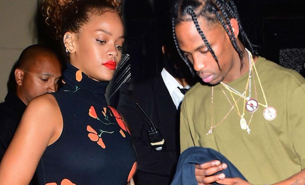 Travis Scott Used To Date Rihanna   10 Amusing Facts About Travis Scott   Her Beauty