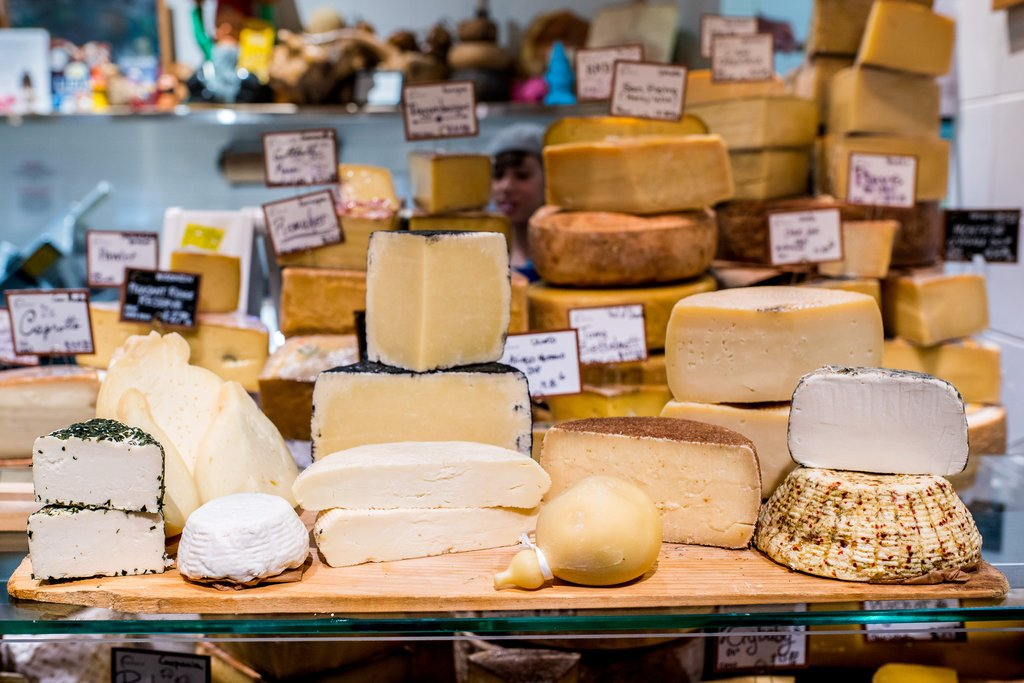 Cheese | 6 Most Iconic Foods to Eat in Italy | Her Beauty