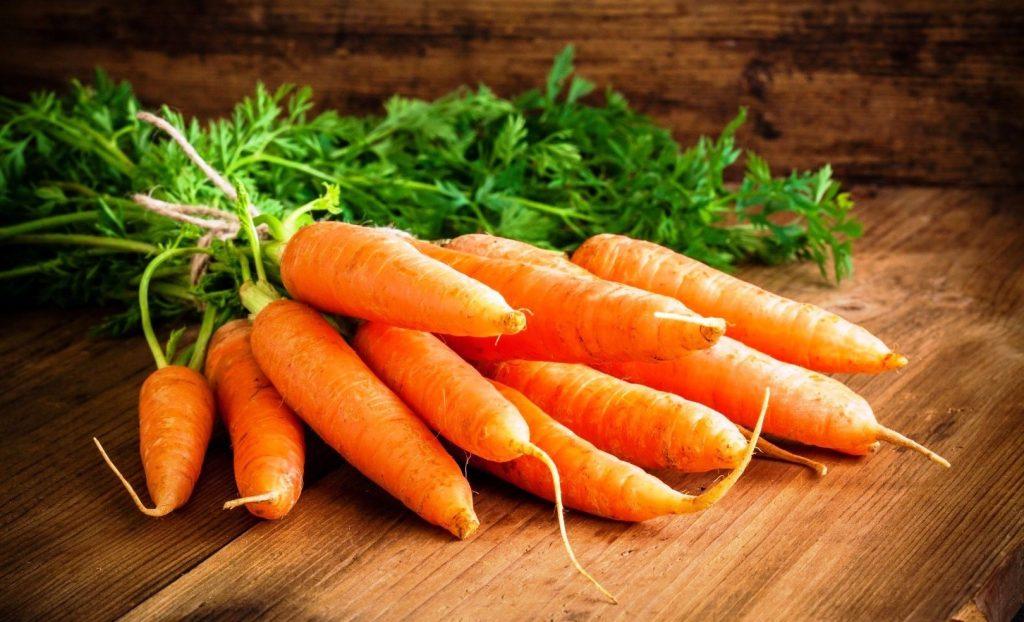 Морковь  | Топ-10 полезных продуктов, которые обязательно должны быть на вашем столе | Her Baeuty