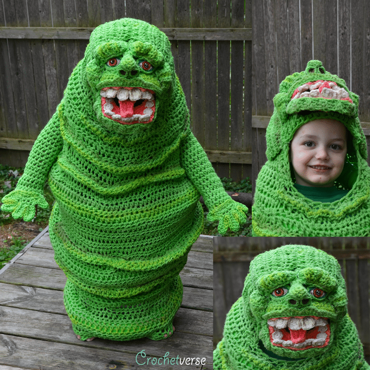 Full-body outfits | Mom Crochets Incredibly Elaborate Pop Culture Costumes | Her Beauty