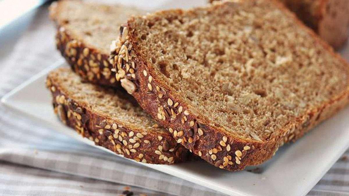Цельнозерновой хлеб   Топ-10 продуктов с высоким содержанием клетчатки   Her Beauty