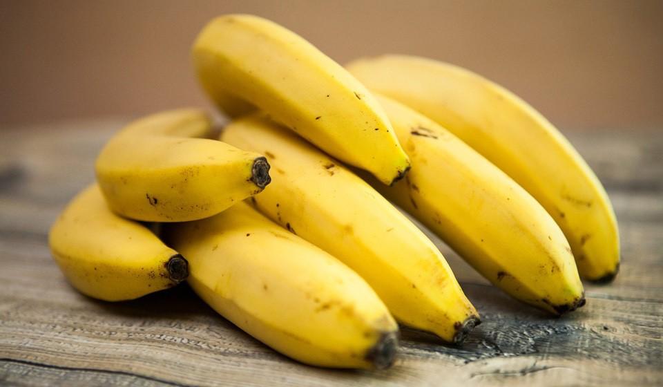 Бананы     Топ-10 продуктов с высоким содержанием клетчатки   Her Beauty