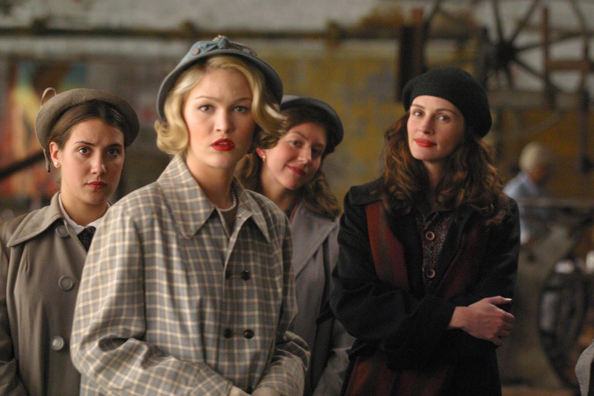Улыбка Моны Лизы | 10 фильмов про вдохновляющих женщин | Her Beauty