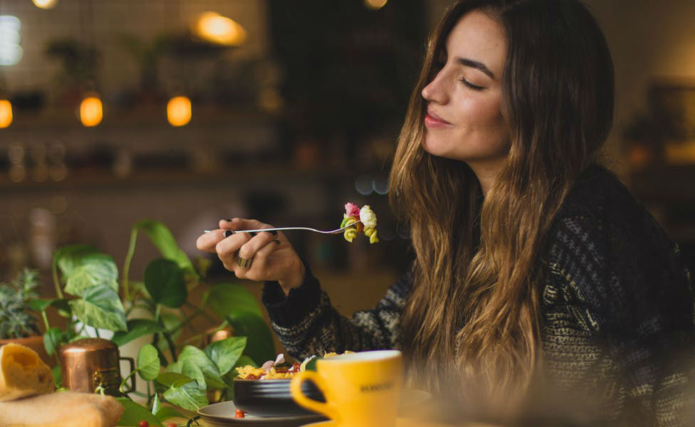 Eat alone | 12 Ways To Heal From A Breakup Faster | Her Beauty