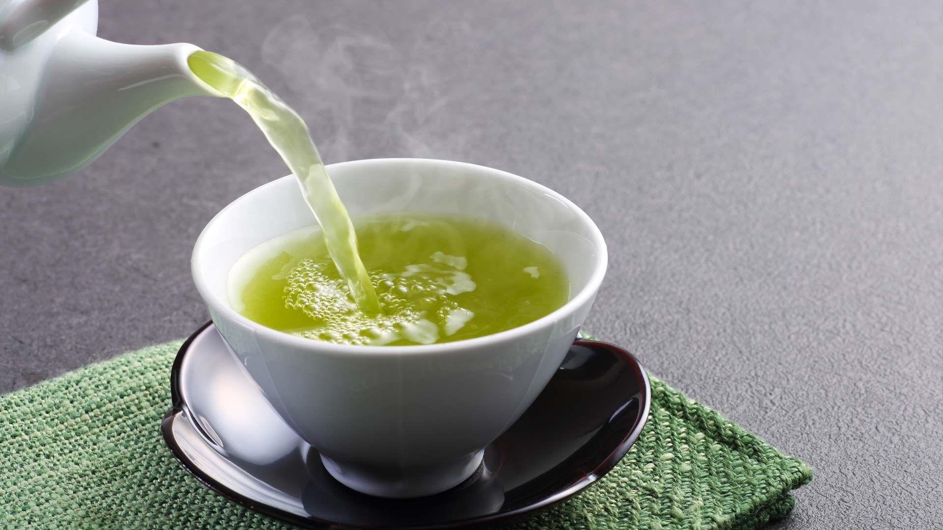 Зеленый чай | Топ-10 полезных продуктов, которые обязательно должны быть на вашем столе | Her Baeuty
