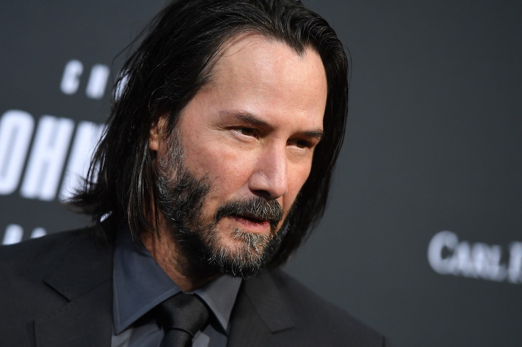 Keanu Reeves personal life | Keanu Reeves Reveals His Secret Girlfriend And We're Totally In Love | Her Beauty