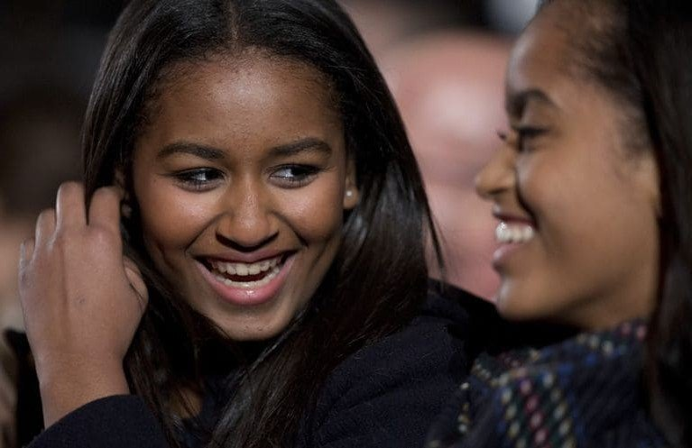 Sasha is Actually Her Nickname | 8 Facts About Sasha Obama That We're Kind Enough to Share With You | Brain Berries