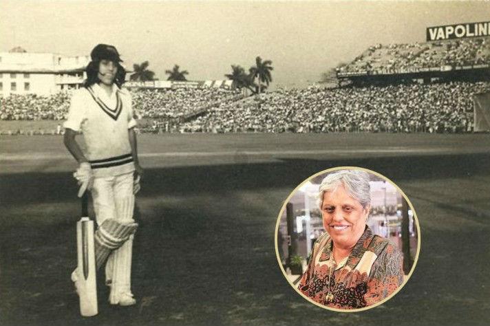 डायना एडुल्जी | 7 प्रसिद्ध भारतीय महिला क्रिकेट खिलाड़ी | Her Beauty