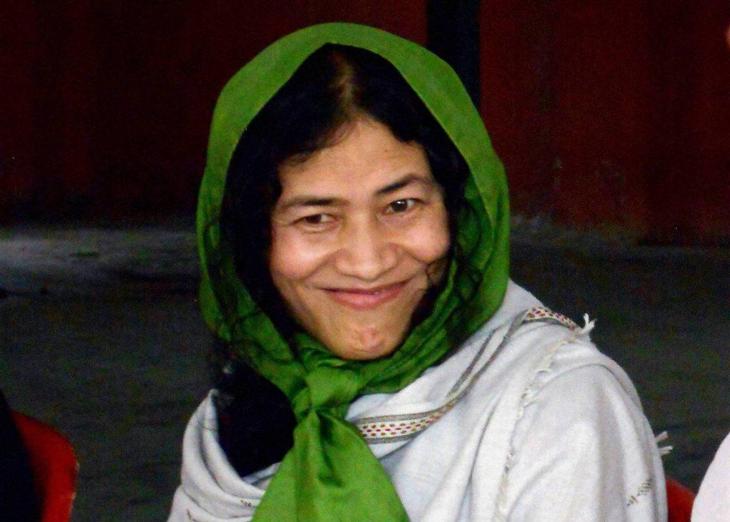 इरोम शर्मिला | बाधाओं को हराकर अग्रणी बनने वाली 6 भारतीय नारियाँ | Her Beauty