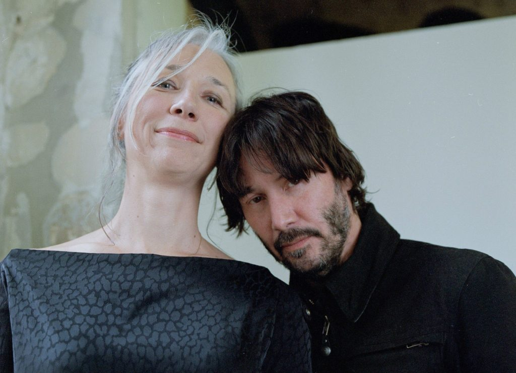 Keanu Reeves and Alexandra Grant | Keanu Reeves Reveals His Secret Girlfriend And We're Totally In Love | Her Beauty