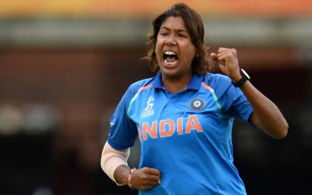 झूलन गोस्वामी | 7 प्रसिद्ध भारतीय महिला क्रिकेट खिलाड़ी | Her Beauty