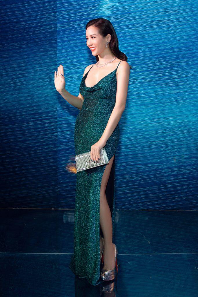 Hoa hậu Thu Hoài trong một sự kiện ở Hà Nôi 10/2019  | Những hình ảnh ấn tượng của hoa hậu Thu Hoài | Her Beauty