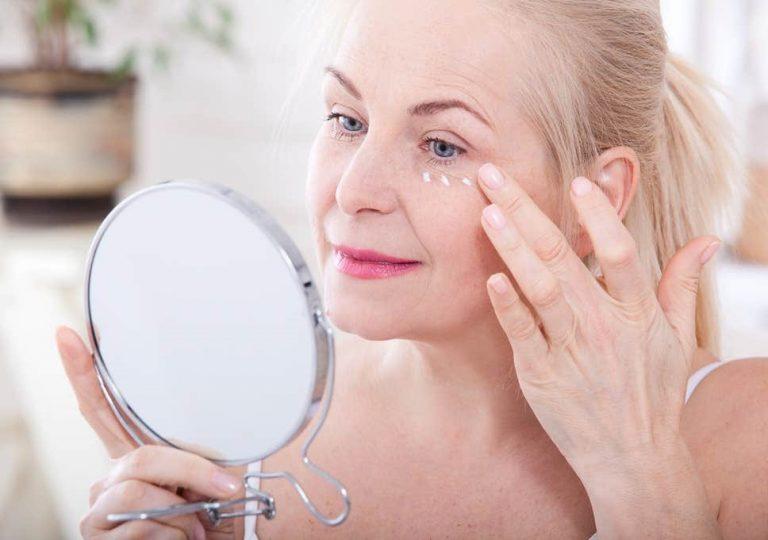 9 правил антивозрастного макияжа   Her Beauty