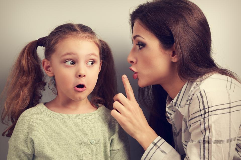 На тебя люди смотрят | 8 фраз, которые нельзя говорить ребенку | Her Beauty