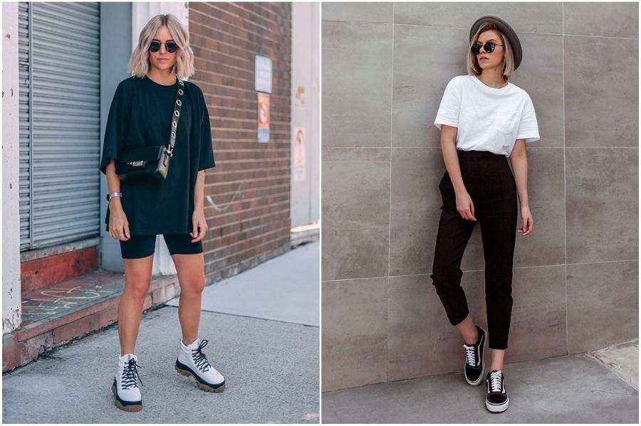 T-shirt | 9 Items From Men's Wardrobe Women Should Totally Wear | Her Beauty