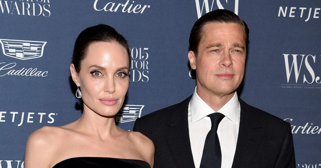 Angelina Jolie and Brad Pitt | 9 Best Ever Acting Duos That Played Lovers | Her Beauty
