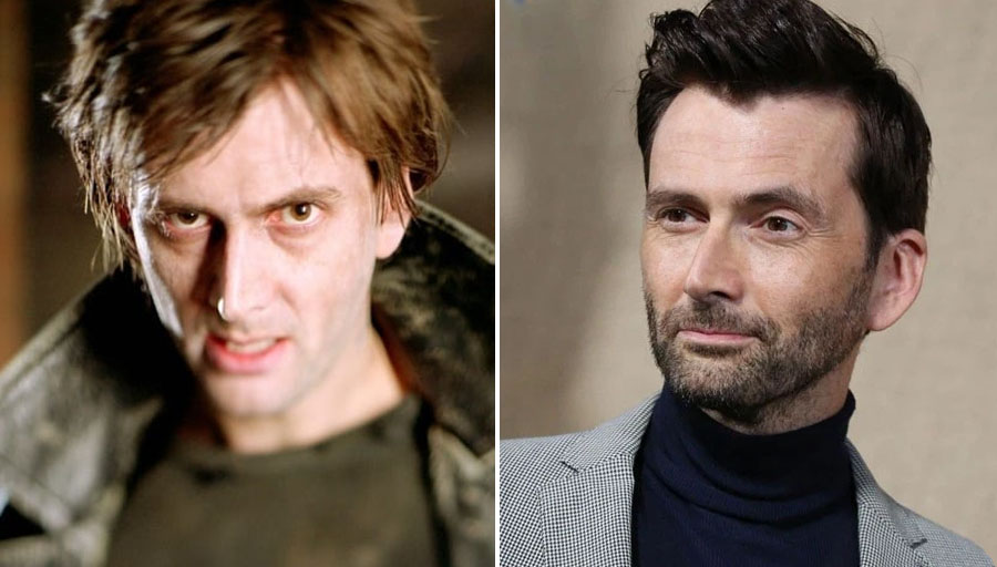 Bartemius Crouch Junior – David Tennant | 8 Villains Who Look Incredibly Handsome In Real Life | Her Beauty
