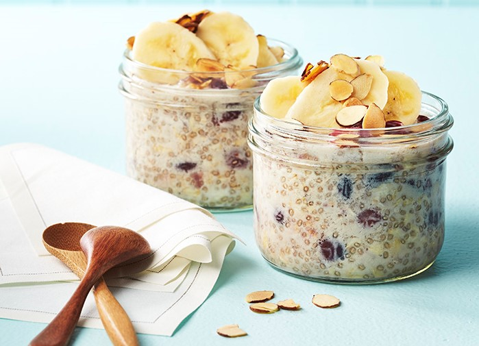 Chia and Chai Overnight Oats | 8 Warm Breakfast Ideas for Winter | Her Beauty