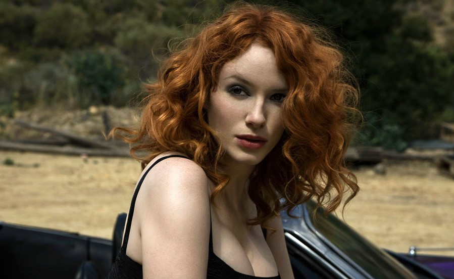 Christina Hendricks | 12 Hollywood Stunners Who Almost Played Wonder Woman | Her Beauty