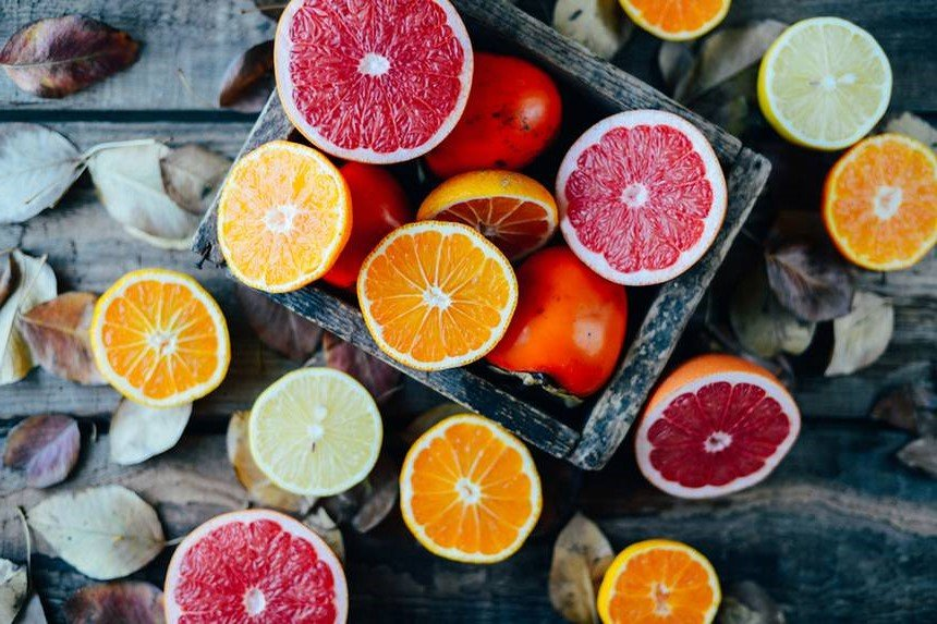 Citrus | 10 Foods That Treat Skin Conditions | Her Beauty