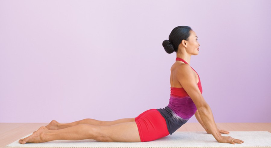 Cobra Stretch | 9 Stretches To Ease Lower Back Pain | Her Beauty