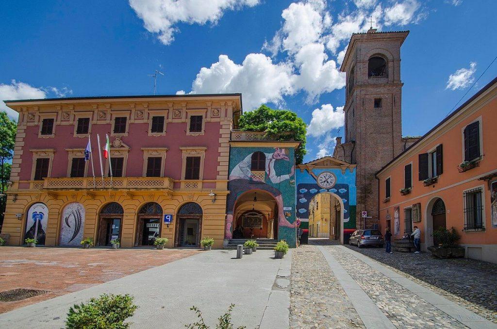 Dozza | I 10 borghi italiani che devi assolutamente visitare | Her Beauty