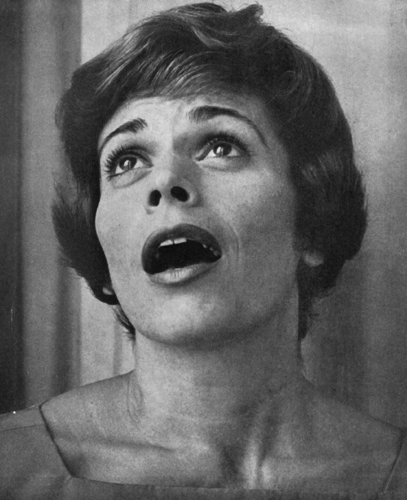 Franca Valeri | Le attrici italiane più famose del XX secolo | Her Beauty