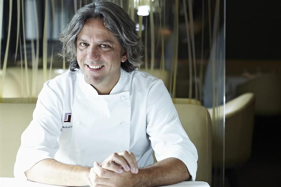 Giorgio Locatelli   | Chi sono gli chef italiani più famosi (e belli) del mondo? | Her Beauty